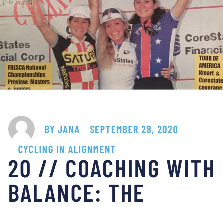 Coaching with Balance: The Duality of Data and Intuition with Coach Julie Young